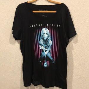 NWOT Britney Spears T-shirt